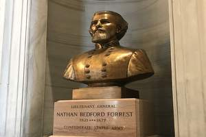 Overwhelming Power Poll: The State Should Move Nathan Bedford Forrest Bust to a Museum article image