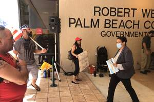 Palm Beach County Power Poll: Influencers weigh in on the county's reopening, masks and sheltering-in article image