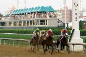 Should there be a running of the Kentucky Derby, and would you attend? article image