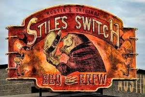 Stiles Switch BBQ Logo