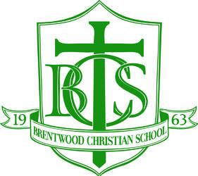 Brentwood Christian School Logo