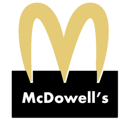 McDowell's Logo