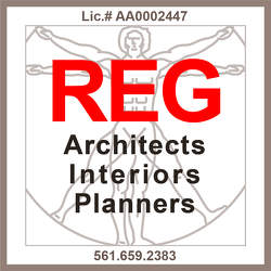REG Architects Logo