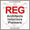 REG Architects Logo